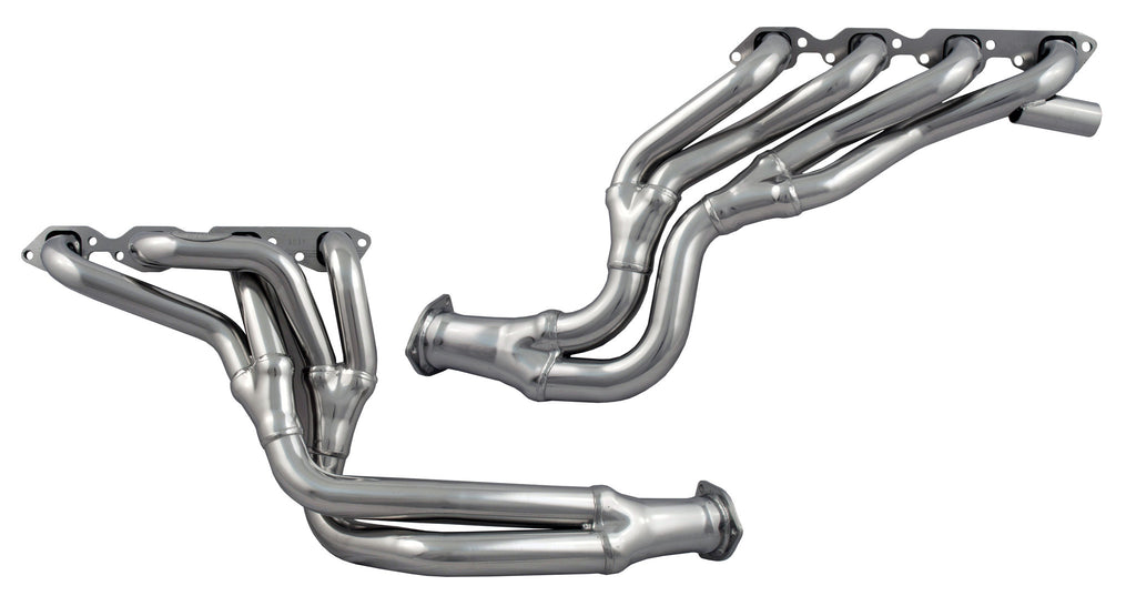 Tri-Y Headers w/ Y-pipes, 1990-00 GM Class A Motorhome, 366-454 Big Block (4L80E transmission)