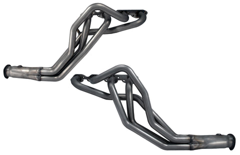 Stainless Long Tube Headers, 2001-11 GM Class A Motorhome (W-Series Workhorse Chassis) 8.1L