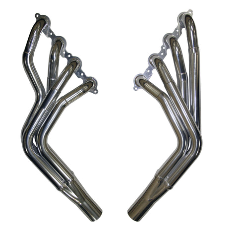 Stepped Long Tube Headers, 1967-69 Camaro, 1968-74 Nova, 4.8L-6.2L LS Motor Swap