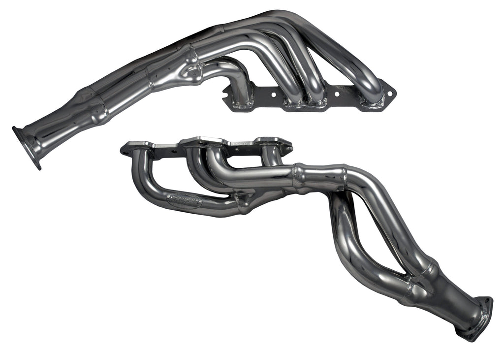 Tri-Y Headers w/ Connector Pipes, 1973-78 Oldsmobile Class A Motorhome (FWD only), 403-455