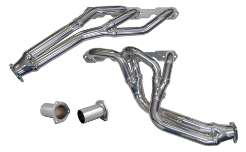 Long Tube Tri-Y Headers, 1973-87 GM 1/2 Ton Truck / SUV, 1973-91 3/4 & 1 Ton Truck (4WD only), 265-400 Small Block