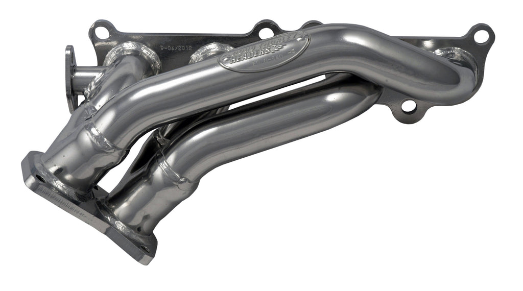 Shortie Header, 2000-04 Toyota Tacoma / 4Runner, 2.4L-2.7L (dual outlet manifold)