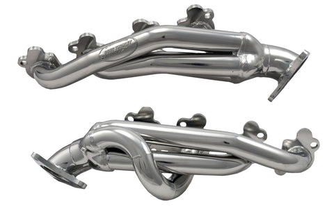 Shortie Headers, 2007-11 Toyota Tundra / Land Cruiser, 4.7L (non-USA Models, no air injection)