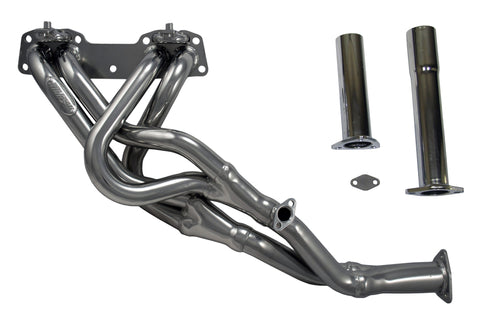 Tri-Y Header, 1981-95 Toyota Truck / 4Runner, 22R / 22R-E (with top-feed air injection)