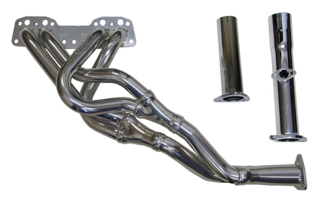 Tri-Y Header, 1985-95 Toyota Truck / 4Runner, 22R / 22R-E (side feed air injection, O2 sensor near catalytic)