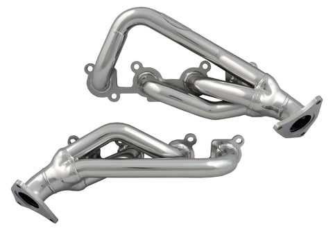 Stainless Steel Shortie Headers, 1998-04 Land Cruiser 100-Series / Lexus LX470, 4.7L