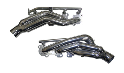Stainless Steel Shortie Headers, 2005-09 Toyota 4Runner, 4.7L