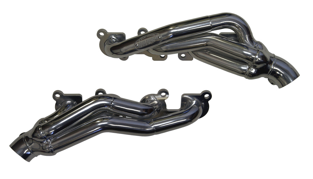 Stainless Steel Shortie Headers, 2003-04 Toyota 4Runner, 4.7L
