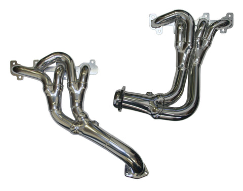 Long Tube Tri-Y Headers, 1999-04 Jeep Grand Cherokee WJ, 4.7L