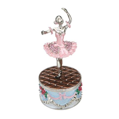 Dancing Ballerina Music Box