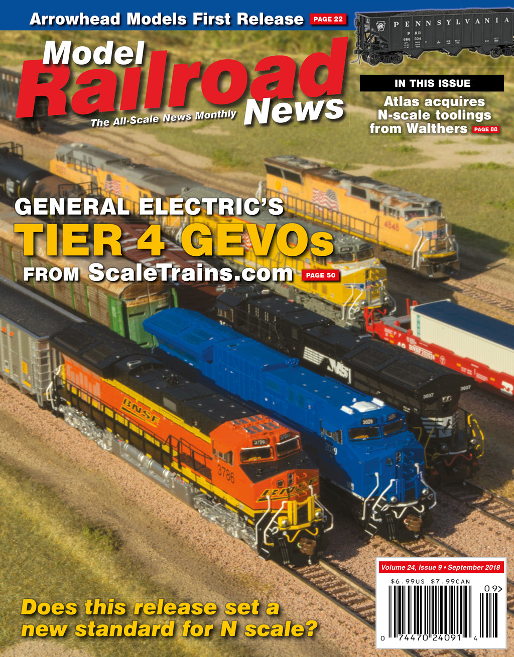 MRN Sept 2018 N Scale Tier 4 GEVos Review