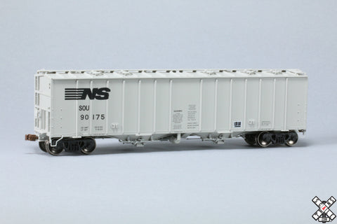 HO GATC 4180cf Airslide® Covered Hopper, Norfolk Southern