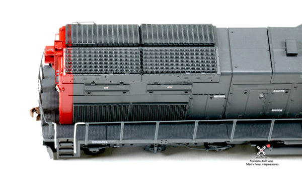Rivet Counter HO Scale EMD SD40T-2, Southern Pacific