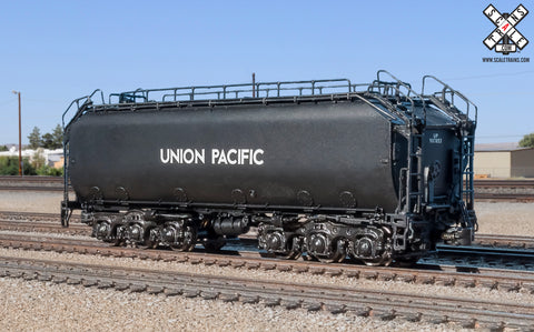 Rivet Counter N Scale Union Pacific Steam Excursion Water Tender #907853