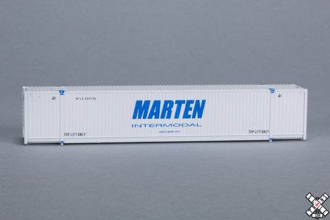 N CIMC 53' Corrugated Dry Container, Marten