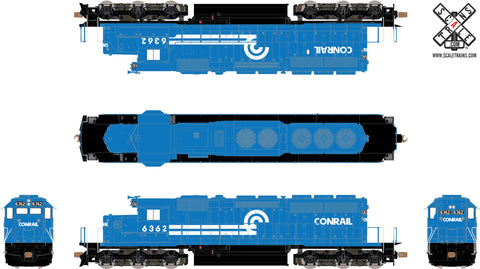 Operator HO EMD SD40-2 by ScaleTrains.com