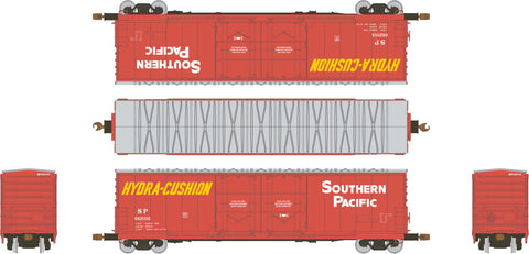 HO Evans (USRE) 5100 RBL 8' Double-Plug-Door Boxcar, Southern Pacific