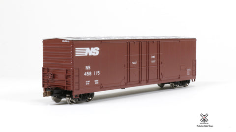 Kit Classics HO Scale Evans 5100 RBL Boxcar, Norfolk Southern