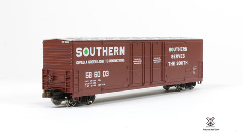 Kit Classics HO Scale Evans 5100 RBL Boxcar, Southern