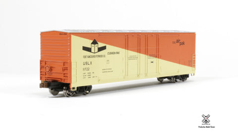 Kit Classics HO Scale Evans 5100 RBL Boxcar, Fort Vancouver