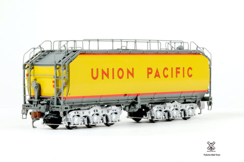 Rivet Counter HO Scale Union Pacific 24C Fuel Tender, No Number by ScaleTrains.com