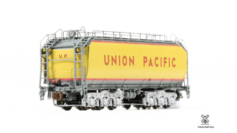 Rivet Counter N Scale Union Pacific 24C Fuel Tender, No Number