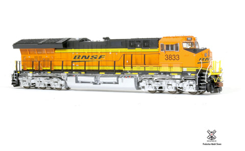 Rivet Counter HO Scale GE Tier 4 GEVo Diesel Locomotive by ScaleTrains.com