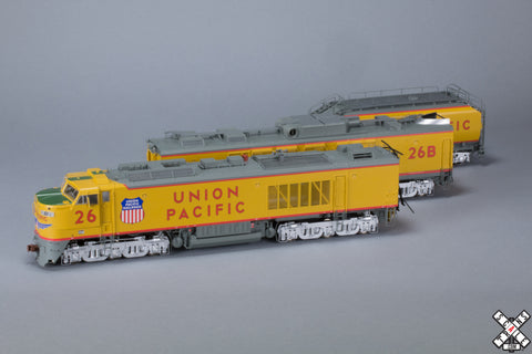 "Museum Quality HO Scale Union Pacific GTEL 8500 Horsepower ""Big Blow"" Turbine #26"