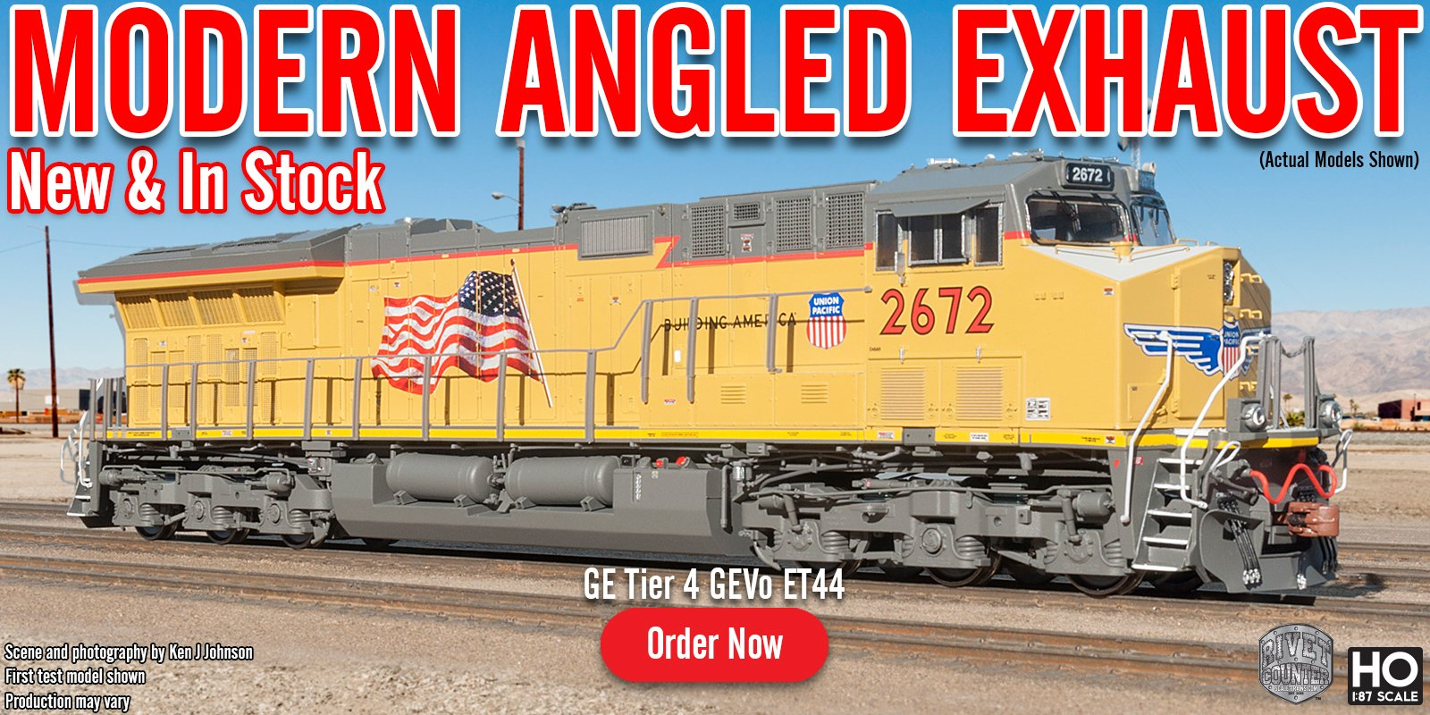 HO Scale Models in Stock at ScaleTrains.com