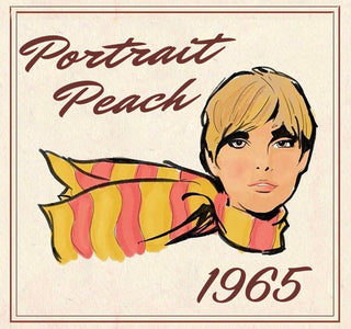 Behind the Color: 1965 Portrait Peach