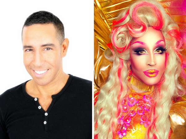 Makeup and the Art of Drag with Glen Alen - New Podcast Episode