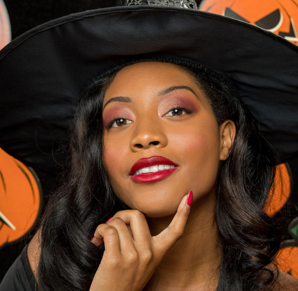 Tutorial: Retro Witch Look For Halloween