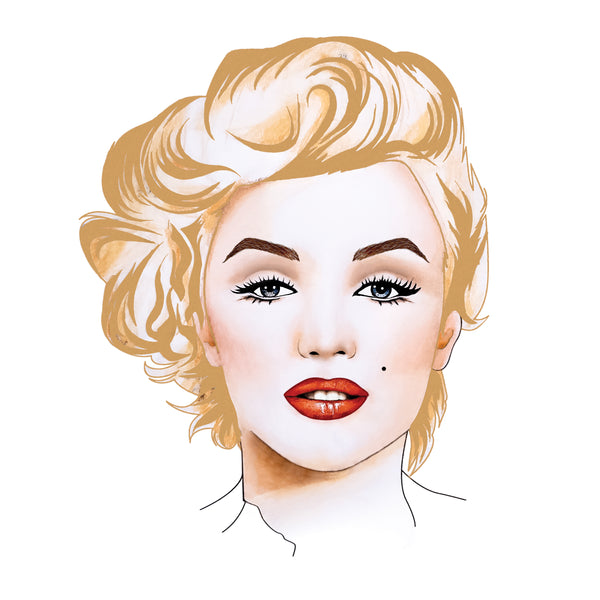 How to Get the Classic Marilyn Monroe Makeup Look