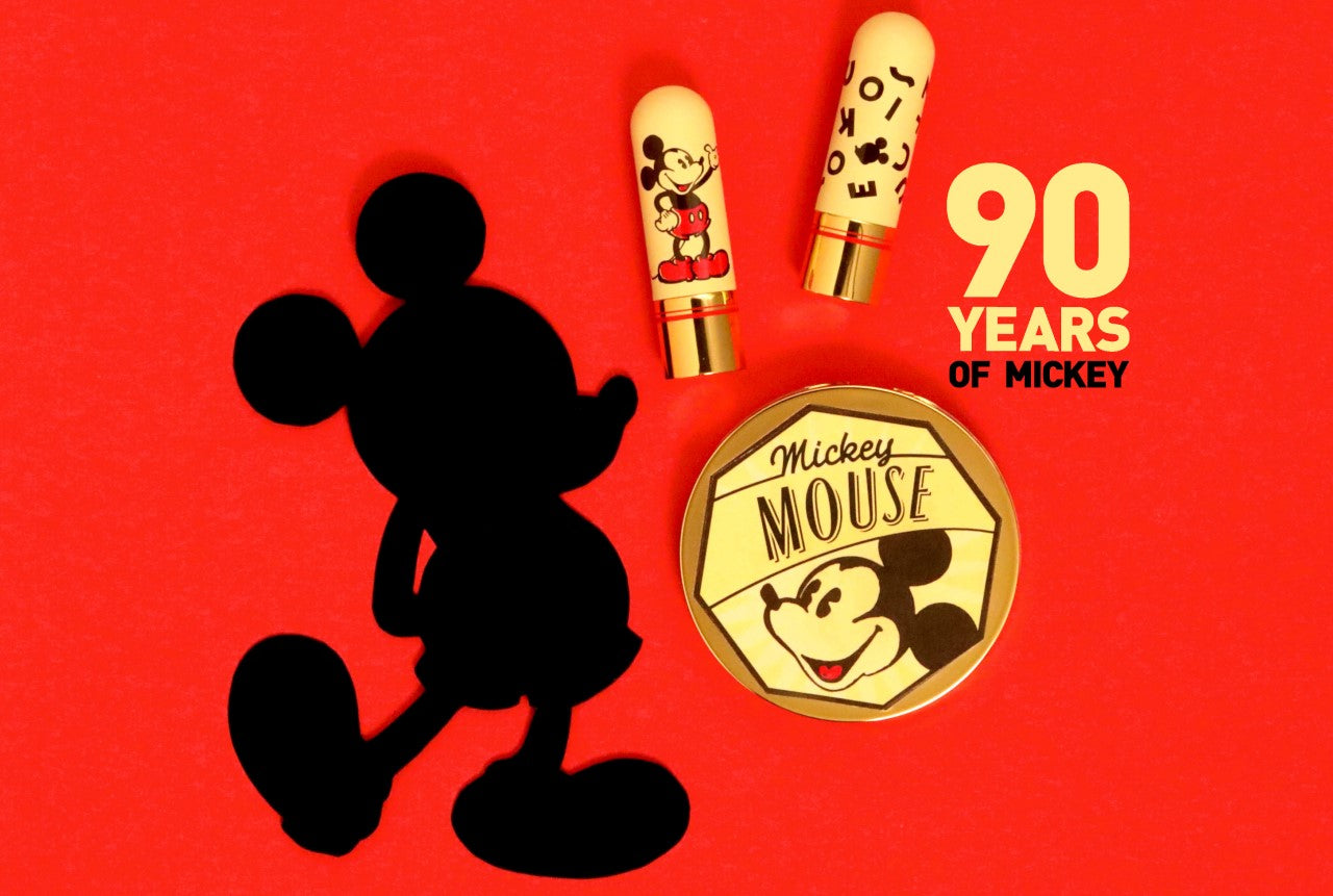 Mickey Mouse Besame Cosmetics