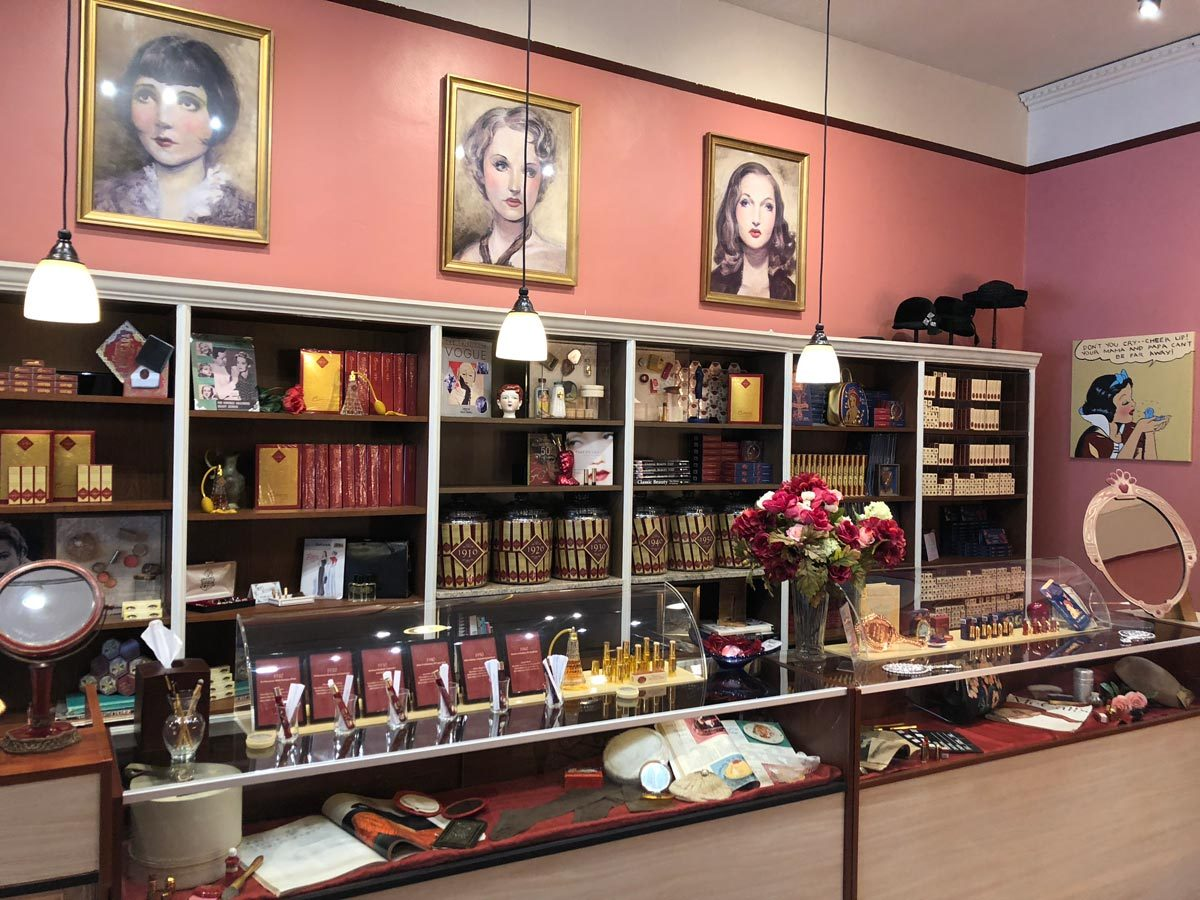 Besame Cosmetics | Locations
