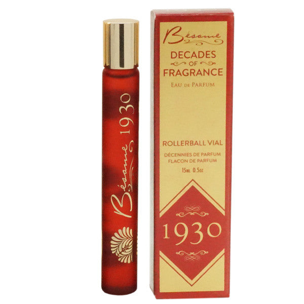 Decades of Fragrance: 1930, Fragrance Besame Cosmetics