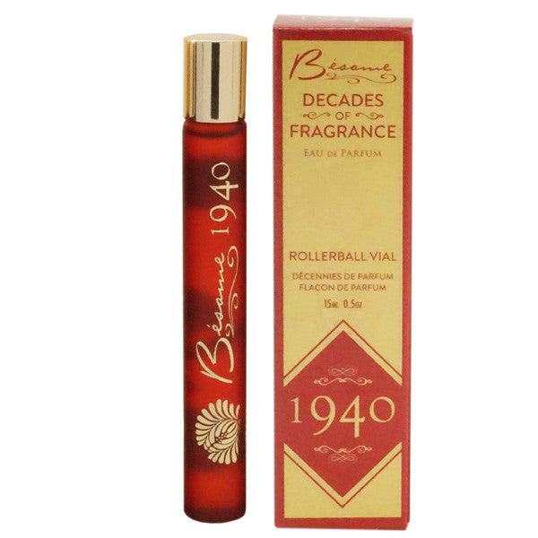 Authentic 1940s Makeup History and Tutorial Fragrance: 1940 $25.00 AT vintagedancer.com