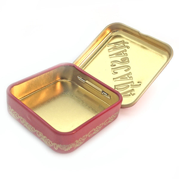 Mascara Travel Tin, Accessories Besame Cosmetics - 2