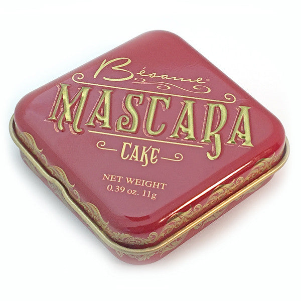 Mascara Travel Tin, Accessories Besame Cosmetics - 1
