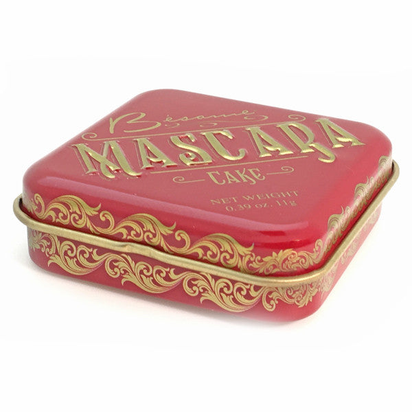 Mascara Travel Tin, Accessories Besame Cosmetics - 3