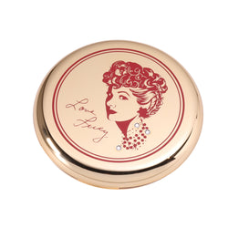 Lucy's Face Powder Compact