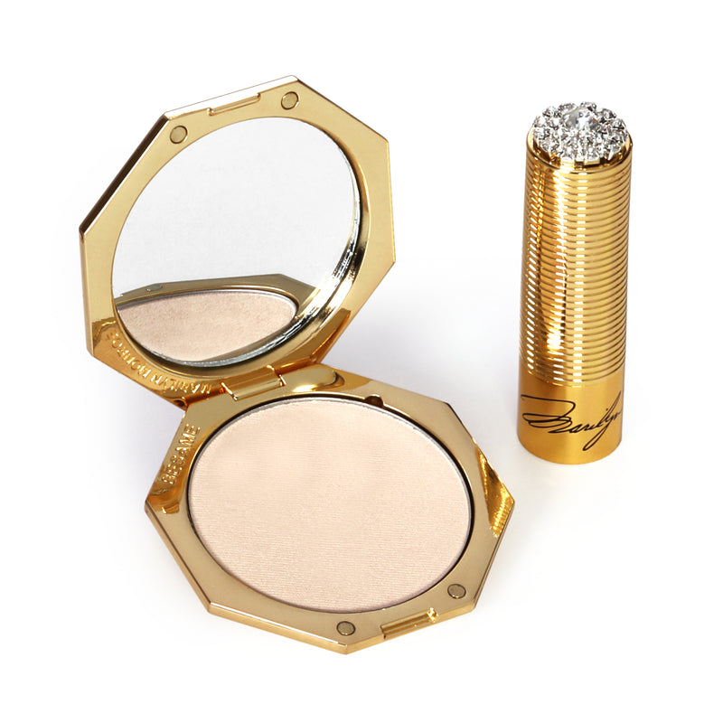 Red Carpet Compact and Lipstick Set - Almost Gone!