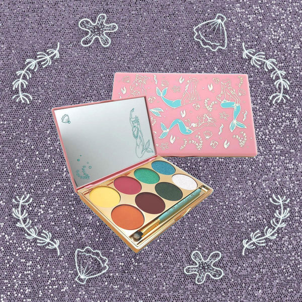 Treasures of the Lagoon Shadow Palette