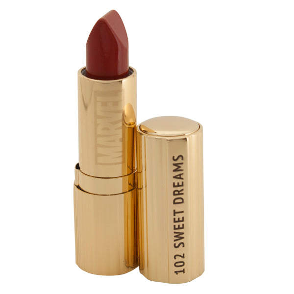 Authentic 1940s Makeup History and Tutorial 1946 Agent Carter Sweet Dreams Lipstick $24.00 AT vintagedancer.com