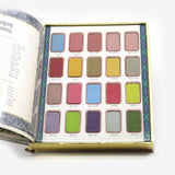 Authentic 1950s Makeup History and Tutorial 1959 Eye Shadow $68.00 AT vintagedancer.com