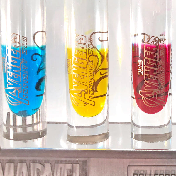 Infinity Stones Rollerball Lip Glosses
