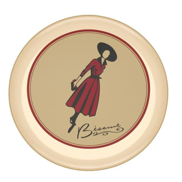 Medium Cashmere Powder Compact