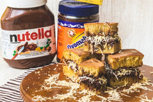 Load image into Gallery viewer, Martabak manis nutella keju