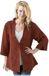 Dash Hemp - Hemp Clothing  Tai Chi Jacket