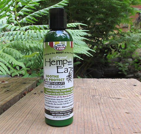 Hemp-EaZE Soothe & Protect Body Care Lotion